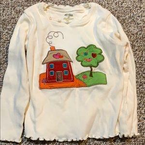 Okie Dokie schoolhouse tshirt